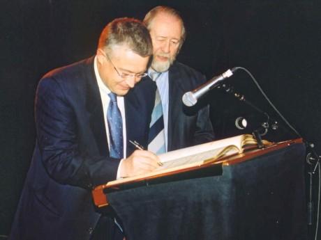 Willemsfonds Schaarbeek, 125 jaar 2004