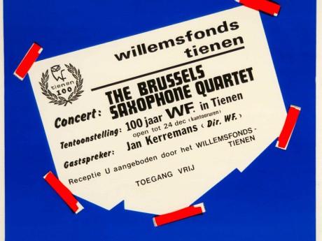 Willemsfonds Tienen, 100 jaar 1981