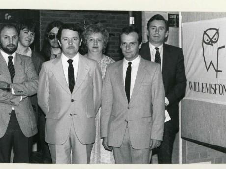 Willemsfonds Lochristi, 10 jaar 1984