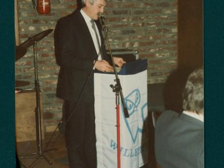 Willemsfonds Kruishoutem, 10 jaar 1984