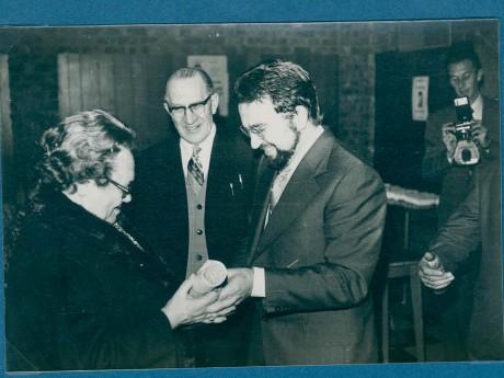 Willemsfonds Koekelare, 40 jaar 1975
