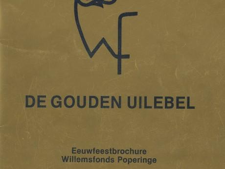 Willemsfonds Poperinge, 100 jaar 1981
