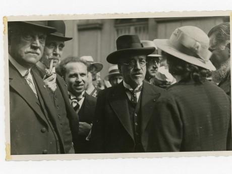 Willemsfonds Brugge, 65 jaar 1936