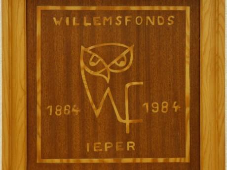 Willemsfonds Ieper, 100 jaar 1984