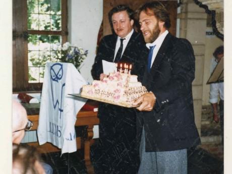 Willemsfonds Dilbeek, 10 jaar 1986