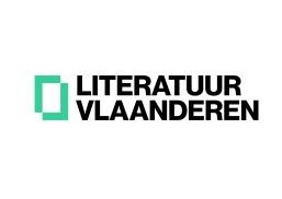 Literatuur Vlaanderen logo liggend_Kleur RGB